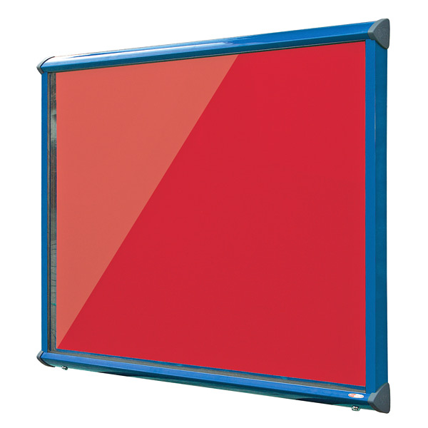 Defender Coloured Frame Notice Board
